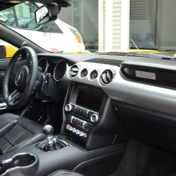 Perfect auto interior after car detailing by Timesaving Auto Detail