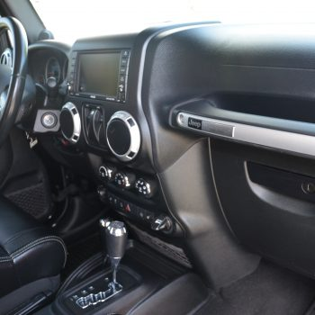 Call of Duty special edition Jeep after full interior and exterior car detailing job